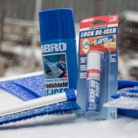 Как очистить автомобиль от снега и льда?